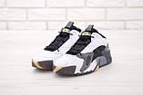 Мужские кроссовки Adidas StreetBall Black Grey, мужские кроссовки адидас стритбол (45 размер в наличии), фото 4