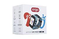 Смарт годинник ERGO GPS Tracker Junior Color J010 - Детский трекер (Рожевий), фото 2