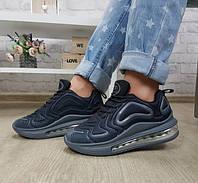 Кроссовки чёрные, фото 1
