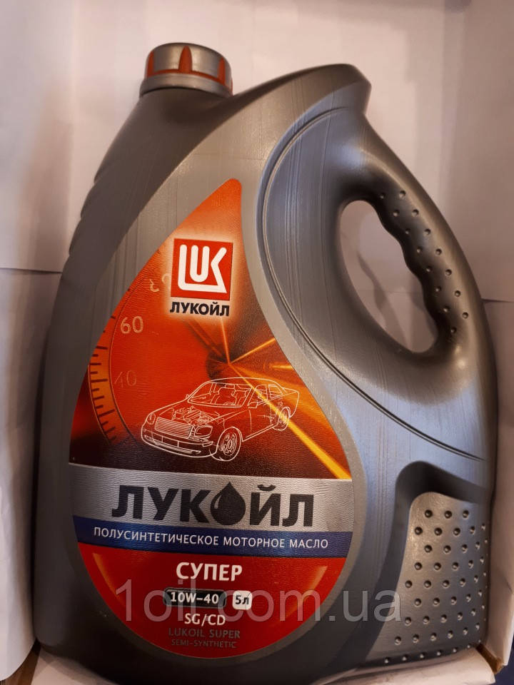 Масло моторное Лукойл Супер 10w40 5L