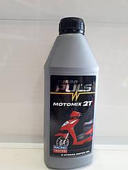 Масло моторное PULS Мото2Т 1л