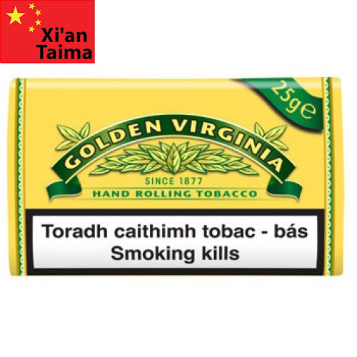 Golden Virginia табак Ароматизатор Xi'an Taima