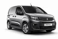 Рейлинги для Peugeot Partner / Rifter (2019 - ...)