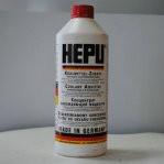 Охлаждающая жидкость (концентрат-80 С) HEPU G12 (красная)  1.5л