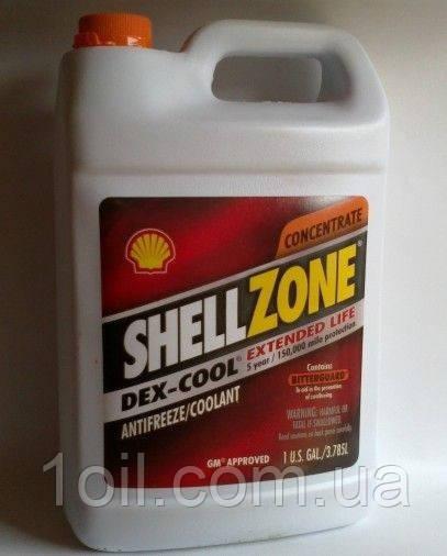 Охолоджуюча рідина (концентрат-80 С) Shellzon (рожева) 3,78 l