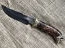 """Ексклюзивний набір для шашлику """"Кабан"""", шампура+чарки+ніж+вилка, фото 7"""