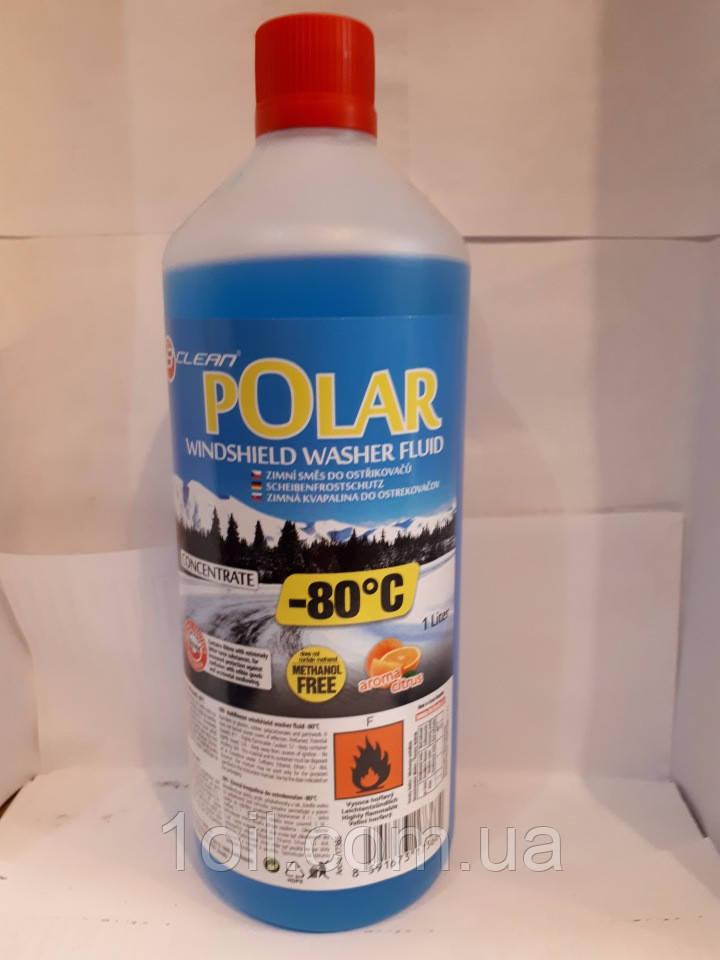 Жидкость омывателя POLAR -80   ВС 17366  1л