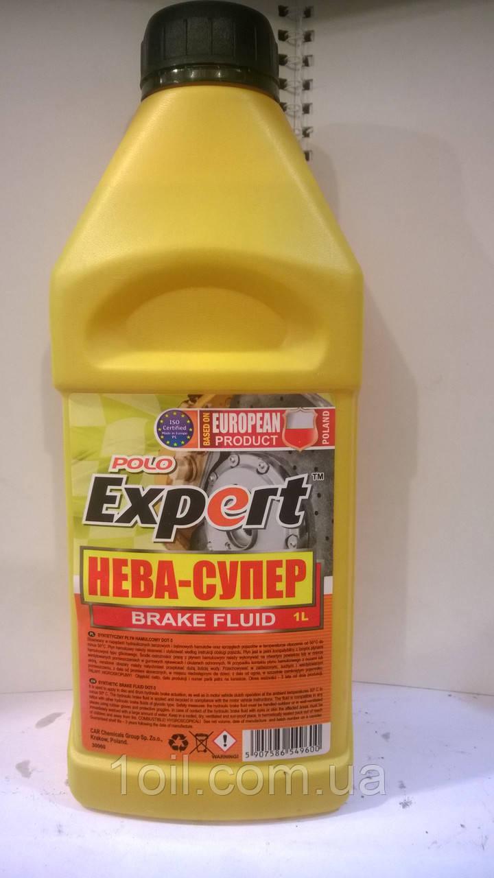 Тормозная жидкость Нева 1л