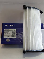 Фильтр салона ВАЗ 2108-2115 (полукруглый) AT 2020-015CF