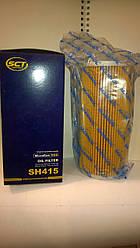 Фильтр маслянный  Москвич Волга SCT SH415 (вставка)