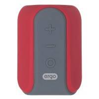 Портативная акустика ERGO BTS-520 Красный