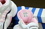 Женские кроссовки Adidas Magmur Runner Grey Pink, женские кроссовки адидас магмур (38,39 размеры в наличии), фото 6