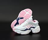 Женские кроссовки Adidas Magmur Runner Grey Pink, женские кроссовки адидас магмур (38,39 размеры в наличии), фото 3