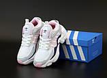 Женские кроссовки Adidas Magmur Runner Grey Pink, женские кроссовки адидас магмур (38,39 размеры в наличии), фото 2