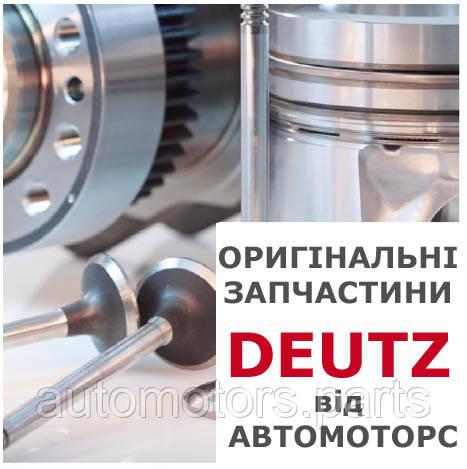 Гайка стальная шестигранная с внутренним диаметром 8 мм Deutz 01138774