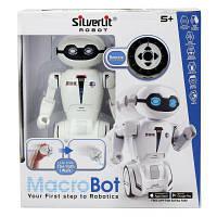 Интерактивная игрушка Silverlit Робот Macrobot (88045)