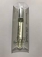 Женский парфюм ручка LoveFemme Jeanmishel 20 мл