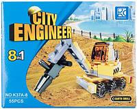 Конструктор MINDBOX CITY ENGINEER в ассорт., фото 1