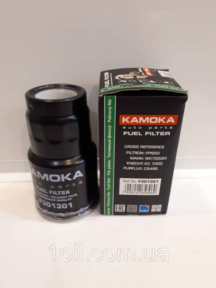 Фільтр паливний KAMOKA F301301 (аналог KC100)
