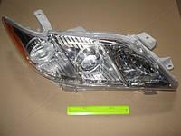 Фара правая механическая TOYOTA CAMRY (Тойота Камри) USA 2006-2010 (пр-во TYC)