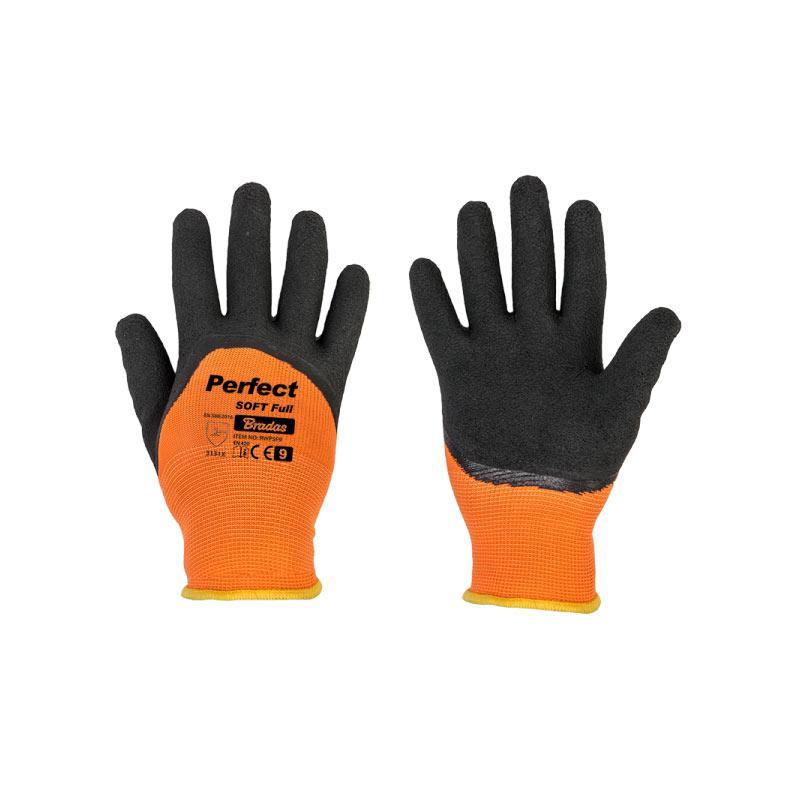 Защитные перчатки PERFECT SOFT FULL латекс, размер 10, RWPSF10 Bradas лидер на рынке ЕС