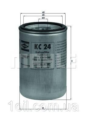 Фильтр топливный KNECHT KC24 (КС6)
