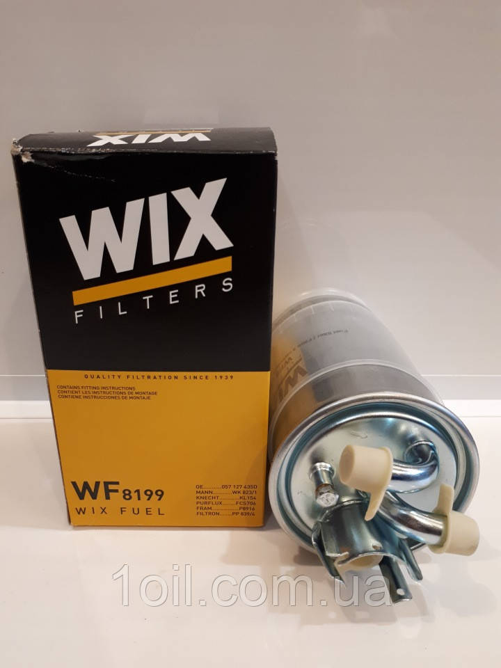 Фильтр топливный      Filtron PP839/4 WIX WF8199 (аналог KL154)