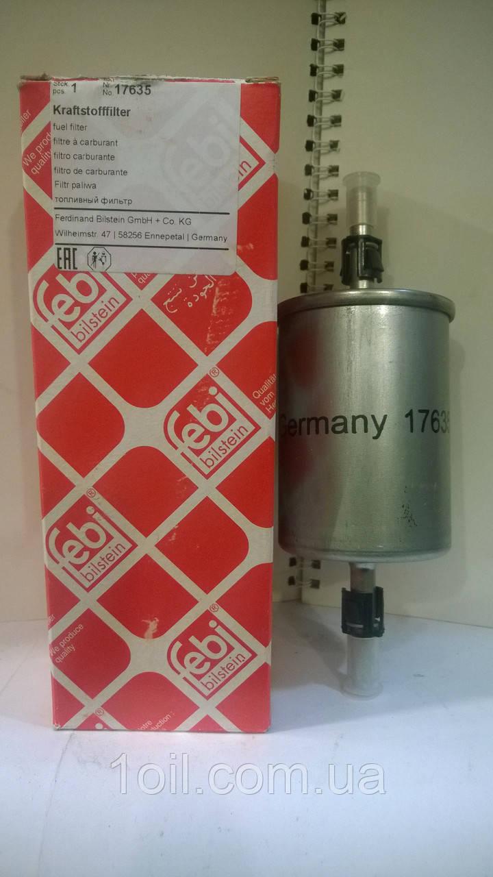 Фільтр паливний FEBI 17635 (аналог KL83)