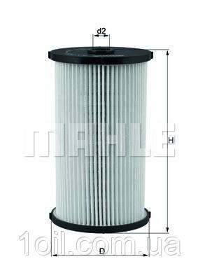 Фільтр паливний KNECHT KX220D
