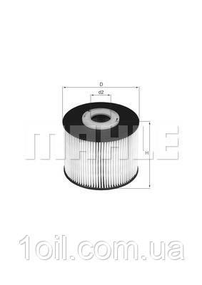 Фильтр топливный KNECHT KX341