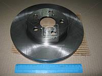 Диск тормозной TOYOTA AVENSIS(T22), CORONA SALOON 97-06 передн. (пр-во SANGSIN)