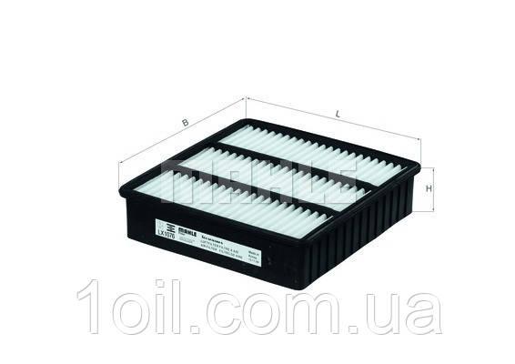 Фильтр воздушный KNECHT LX1076