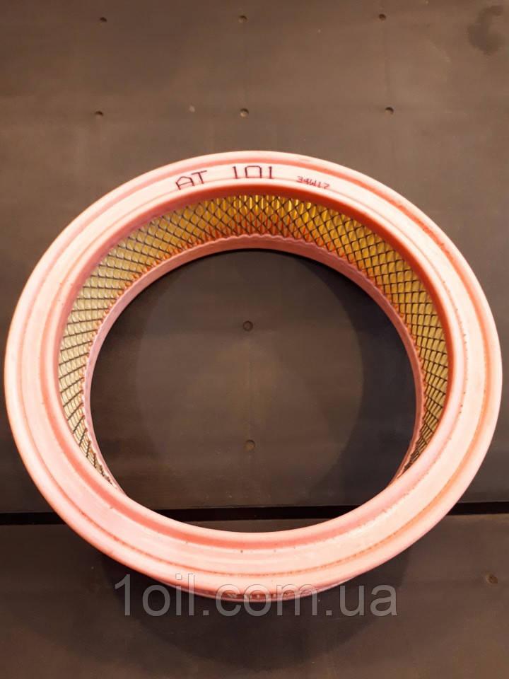 Фильтр воздушный AT101 (аналог LX158) карб.двиг. ВАЗ и др.