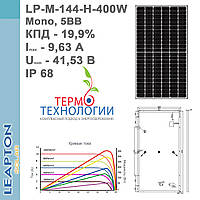Солнечная батарея Leapton 400