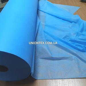 Спанбонд голубой, плотность 25 грамм, для масок