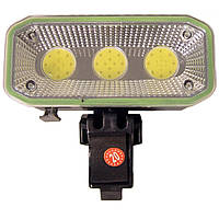 Вело-фара на велосипед 400lm Сова CB-963 Зеленая | вело-фонарь велосипедный c USB и аккумулятором, для велосипеда (3), Разные товары для туризма и