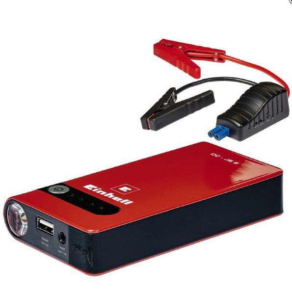 Пуско-зарядний пристрій Einhell CC-JS 8  (1091510)