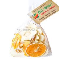 """Смесь чипсов """" Яблоко+апельсин+манго"""" Эко чипсы, 30г"""
