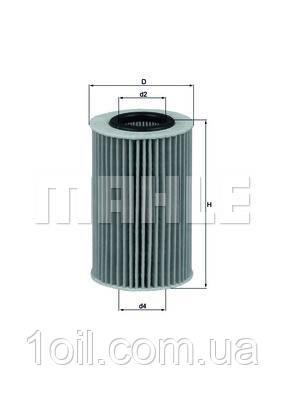 Фільтр масляний KNECHT OX436D