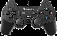 Игр.манипулятор DEFENDER (64247)Omega геймпад USB, фото 1