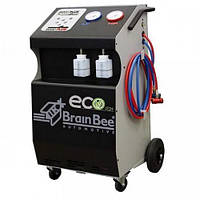 Автоматическая установка заправки кондиционеров BRAIN BEE CLIMA 6000 ECO 1234 Италия