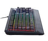 Клавиатура ERGO KB-640 Keyboard ENG/RUS/UKR Черный, фото 7