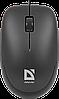 Мышь DEFENDER (52010)Datum MM-010 Черная