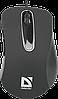 Мышь DEFENDER (52070)Datum MM-070 Черная