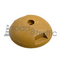 Лежачий полицейский круглый D-150мм (полимеркомпозитный)