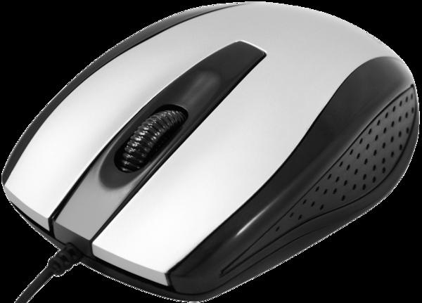 Миша Defender Optimum MM-140 USB Silver (52140)
