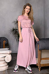 Платье морячка с карманами 04р15178