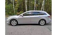 Ветровики Mazda 6 II Wagon 2007-2012  дефлекторы окон