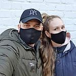 Маска захисна, багаторазова.У НАЯВНОСТІ! Pitta mask. Опт і Роздріб., фото 2