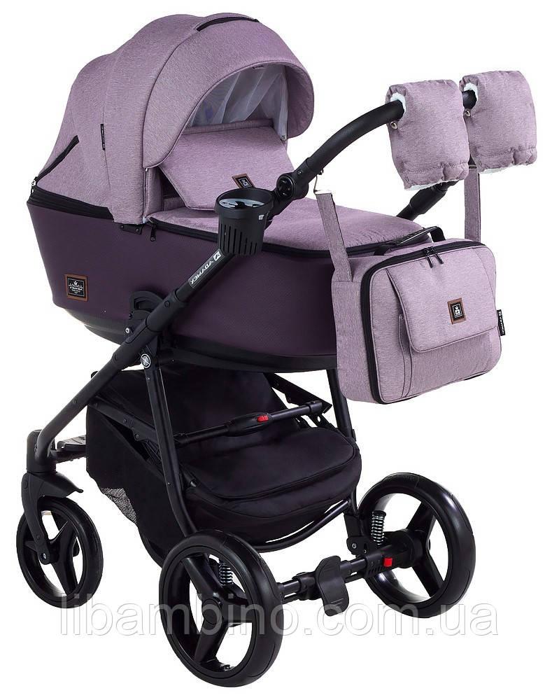 Дитяча універсальна коляска 2 в 1 Adamex Barcelona BR-206